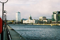 Dublin Ireland River Liffey by irish-prints