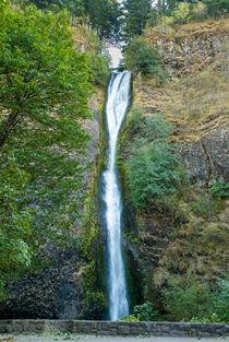 Horsetail Falls von John Bailey
