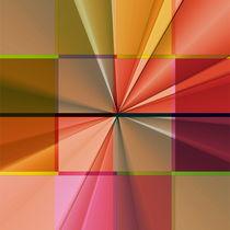 Quadrate 8 by Christine Bässler