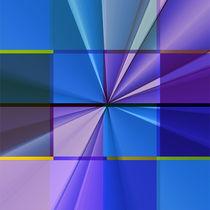 Quadrate 9 by Christine Bässler