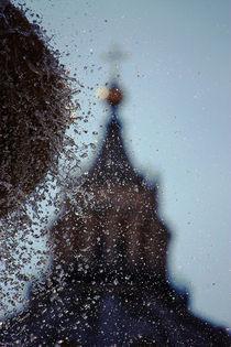 Saint Peter's fountain von Armend Kabashi