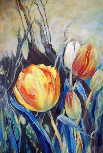 Tulpen von Helga Koch