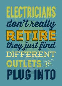 Retirement-electricians