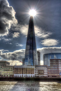 The Shard and South Bank von David Pyatt
