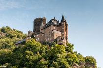 Burg Katz von Erhard Hess