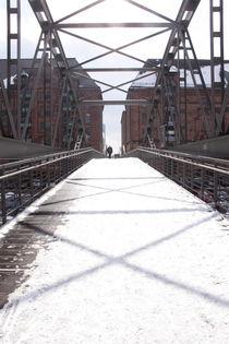Kippelstegbrücke - Kippelstegbridge by Marc Heiligenstein