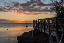 Babbacombe Sunrise by kevin wise