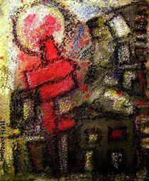 RED CHIMNEY - ROTER SCHORNSTEIN von mimulux