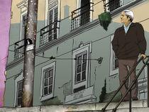 Staring by Ricardo Machado