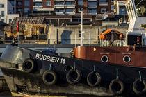 Bugsier Schlepper Hamburg von Dennis Stracke