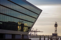 Dockland im Hamburger Hafen von Dennis Stracke