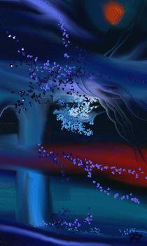 Les fleurs de la nuit von Gabriela Simut