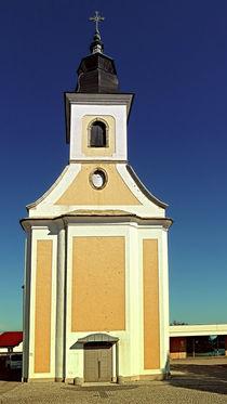 'Die Kirche von Kirchschlag bei Linz II   Architekturfotografie' by Patrick Jobst