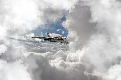 Xh558-at-altitude