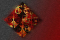 Quadrat by Fractal Flames