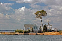 Thimble Islands House 3 by Sally White