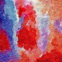 The coloured Rorschach-esque von Ale Di Gangi