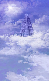 Sky temple by seinstheorie