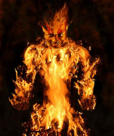 Djinn-of-fire