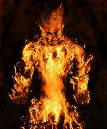 Djinn of Fire by seinstheorie