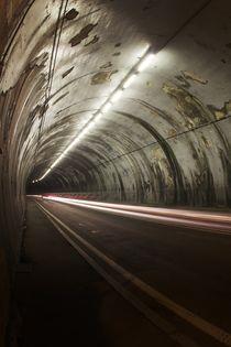 City tunnel, left view by Giorgio  Perich
