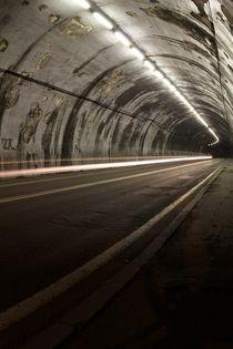 City tunnel, right view by Giorgio  Perich