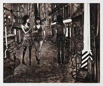 Walking Home von Scott Gillis