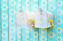 LA mailboxes by Cally Creates