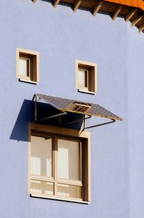 lacht schon: Solarpanel - already smiling: solar panel by mateart