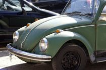 lacht noch: VW Käfer - still smiling: vw beetle by mateart
