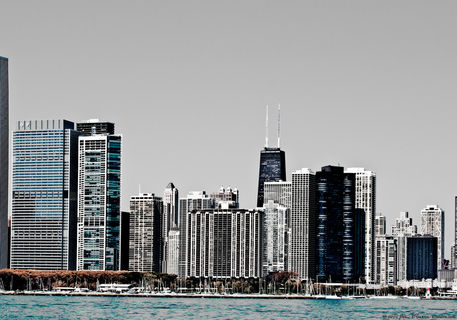 Chicago-lakefront-in-summer