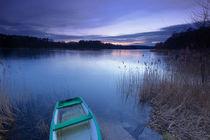 Blaue Stunde by markusBUSCH FOTOGRAFIE