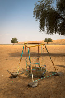 the playground by Eva Stadler