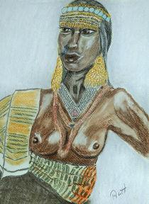 Black Woman by Kirsten Aust
