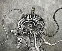 Mechanical Brain by haedre