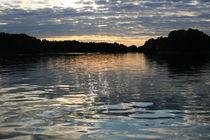 Abend am See by Antje Püpke