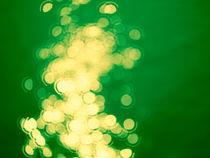 Funkeln grün-gelb von dresdner