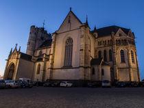 Stiftskirche Münstermaifeld by Marcel Baganz