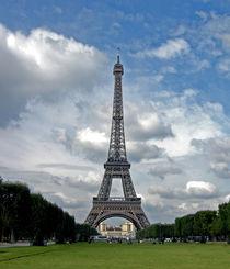 La Tour Eiffel von Sally White