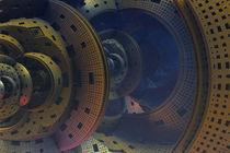Locking in Robot City von Viktor Peschel