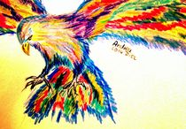 Phoenix von pencilart