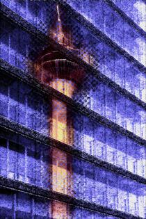 Fernsehturm Düsseldorf von ndsh