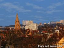 Stuttgart: Zuffenhausen, Rot & Freiberg von DoC GermaniCus Fotografie