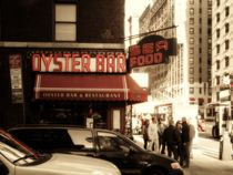 Famous Oyster Bar von Jon Woodhams