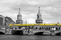 Berlin Oberbaumbrücke von topas images