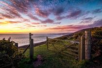 Woolacombe Bay von Dave Wilkinson