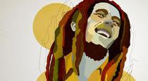 Bob Marley by Nedim Seferovic