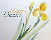 Königin der Blumen-Danksagung by Sonja Jannichsen