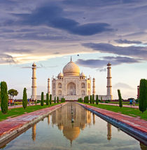 Taj Mahal by creativemarc