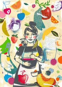 Früchtefee by Doro Petersen